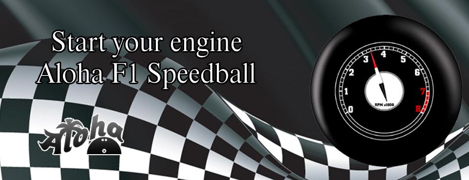 Aloha Speedball F1